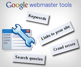 Importance of Google Webmaster tools