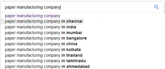 google-keyword-search-list