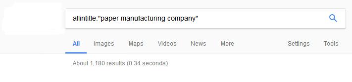 google-title-search