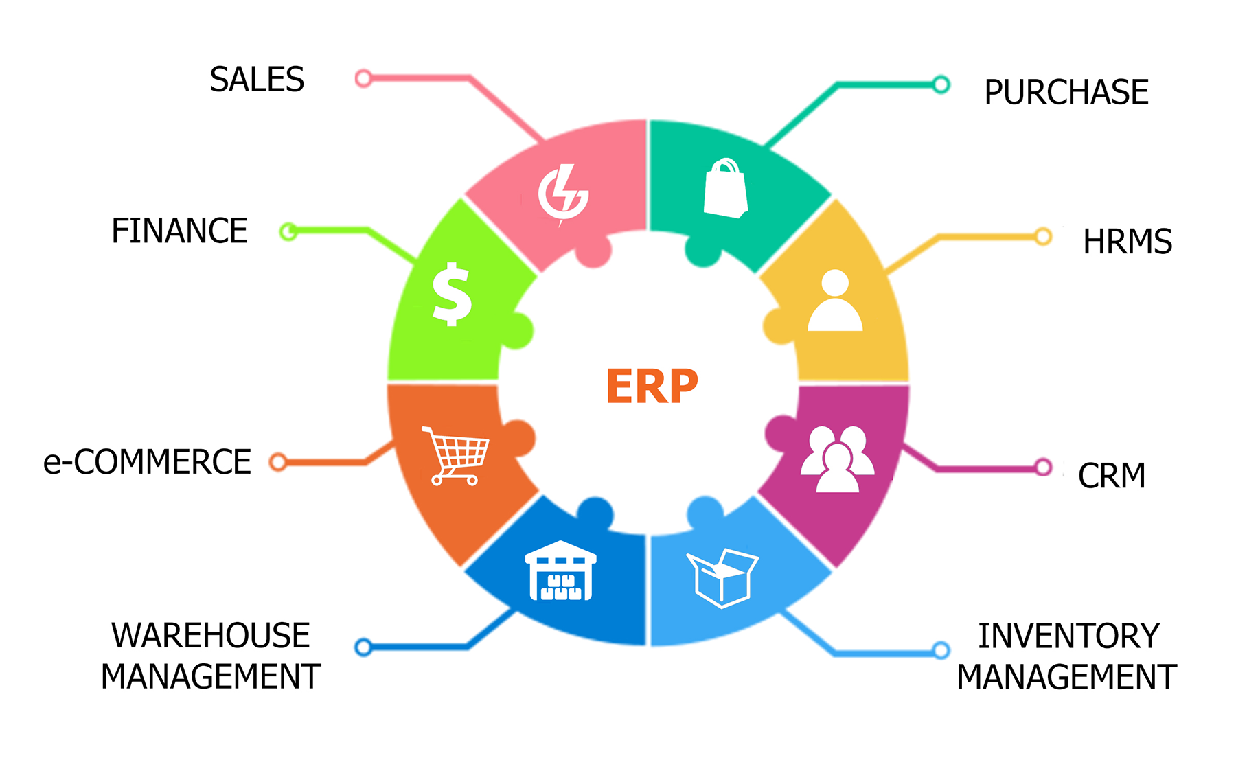 Cost saving process in ERP software development