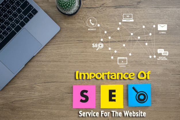 Importance of SEO Service for the Website