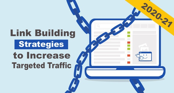 Increase Website Traffic by Link Building